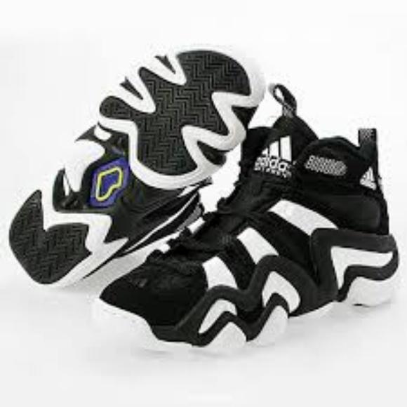 53a6f8d0480 adidas Other - EUC Men s adidas Crazy 8 Retro Basketball Shoes